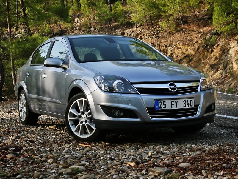 Opel Astra - Фото Опель, обои Op…