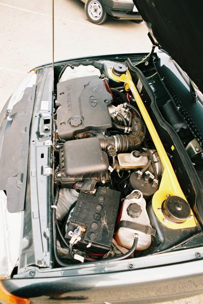 Ваз с приоровским двигателем